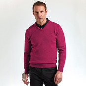 Lambswool v-neck sweater (BPL5900)