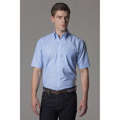 Workwlace Oxford Shirt Short Sleeved