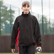 Kid's Contrast Track Top