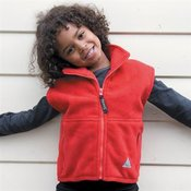 Kid's active fleece bodywarmer
