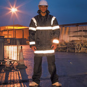 Workguard management jacket