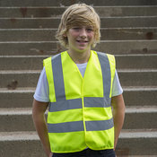 High visibility kid's vest