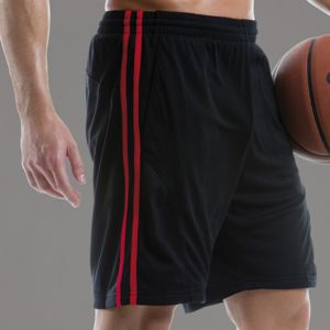 Gamegear® Cooltex® sports short with side stripes (classic fit) Thumbnail